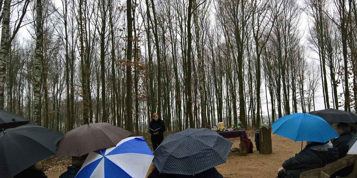 Waldfriedhof Schönburger Land